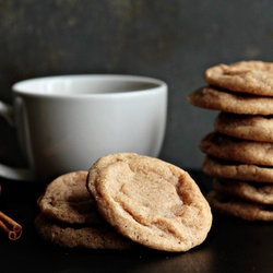 Chai Spiced Sugar Cookies - My Baking Addiction