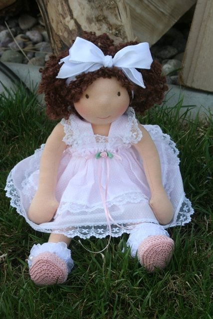 $170.00 ready to ship PRINCESS LACEY  Brown curley hair and listed at peglee etsy shop  Beautiful!