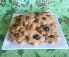 Recipe Little Christmas Shortbreads by Elliebird - Recipe of category Baking - sweet