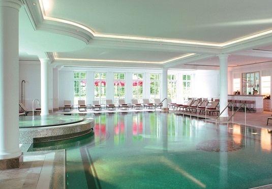 Grand Hotel Heiligendamm Ostseebad Heiligendamm