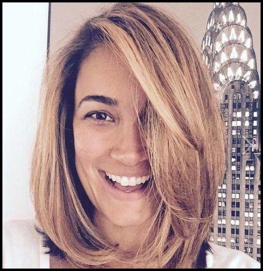 Ein Longbob Jana Ina Zarella Zeigt Ihre Neue Frisur Ok Magazin