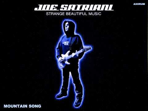 JOE SATRIANI - MOUNTAIN SONG - YouTube