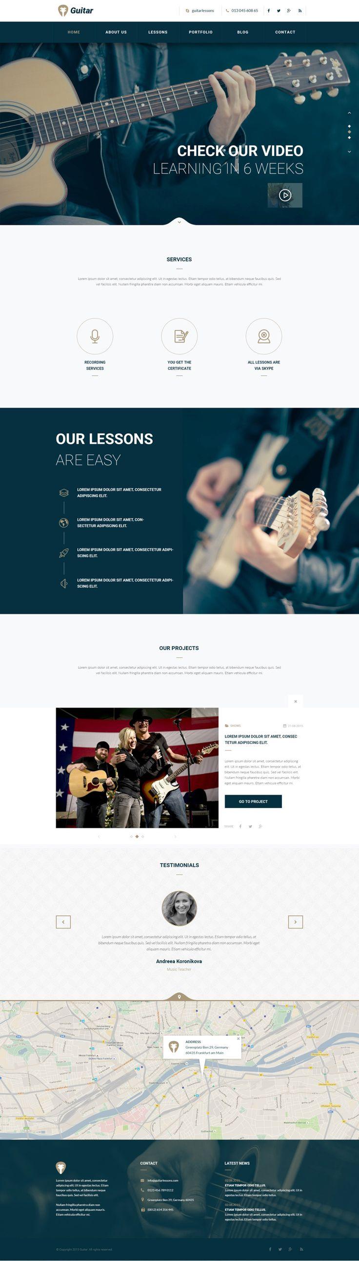 guitar-school-educational-music-psd-template