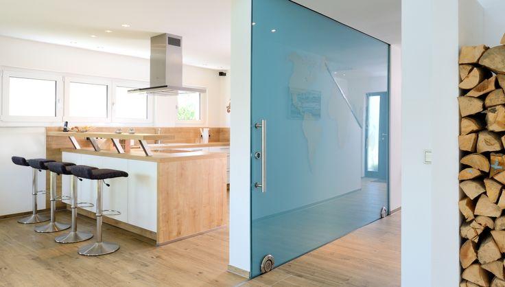 ber ideen zu glasschiebet r auf pinterest. Black Bedroom Furniture Sets. Home Design Ideas