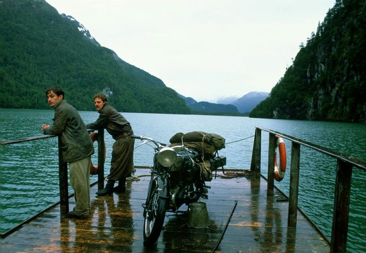 motographite: THE MOTORCYCLE DIARIES
