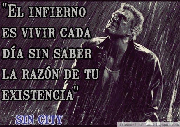 Frases de cine y de cineastas: Sin City