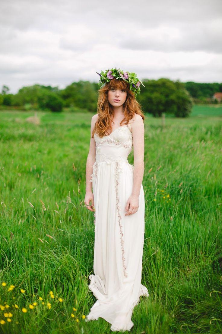 31 best Boho style wedding dress designer images by Dana Bolton on ...