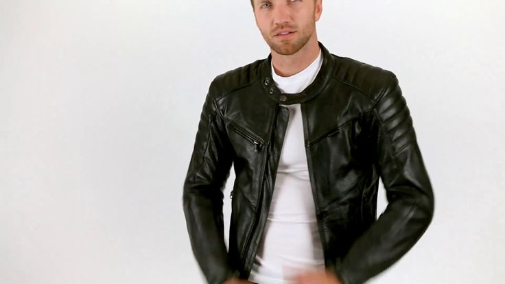 4SR B - Monster Jacket | Best Leather Motorcycle Jacket