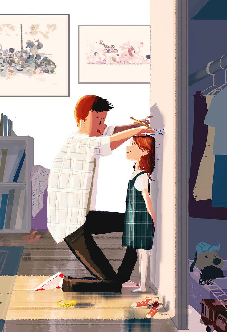 You are exactly 7 years old! by PascalCampion.deviantart.com on @DeviantArt