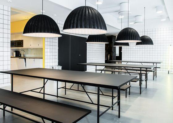 38 best cafeteria \/\/ kantine images on Pinterest Restaurant - designer kantine spiegel magazin