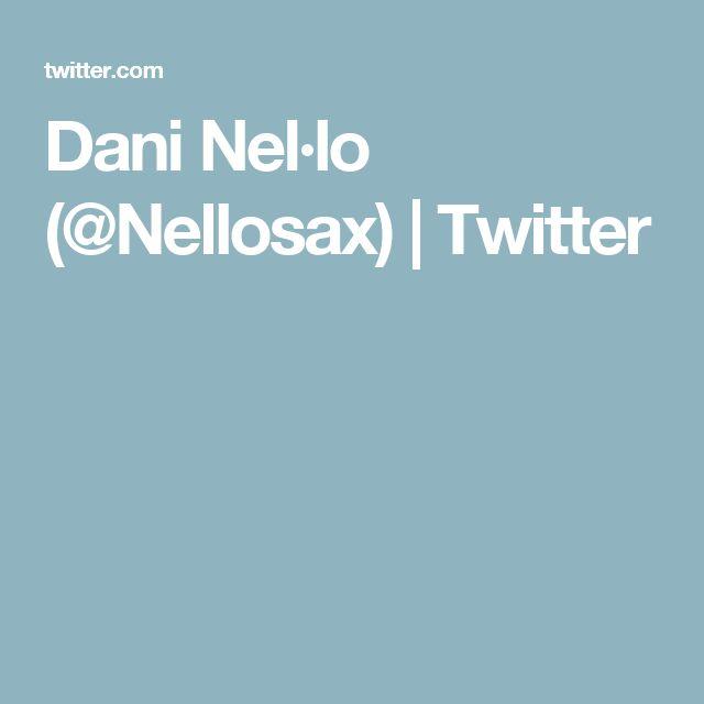 Dani Nel·lo (@Nellosax) | Twitter