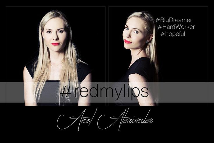 #RedMyLips with @AnelAlexander , so very beautiful, and a darling! Thanks for being a part of my series, @yjacobsz