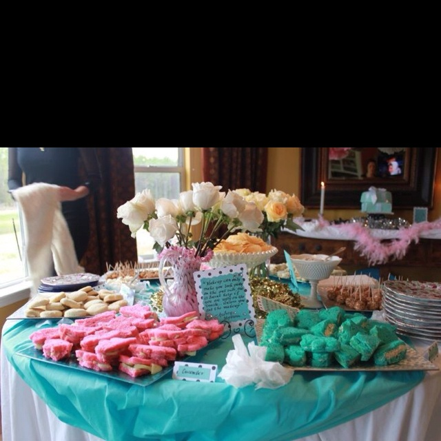 Top 25 Ideas About Tiffany Theme Bridal Shower Brunch
