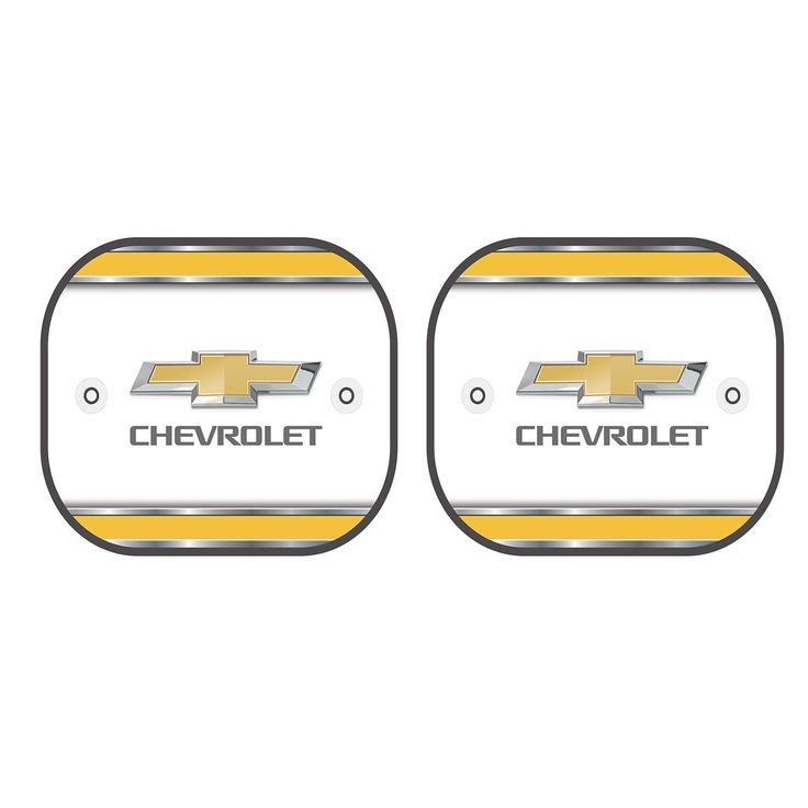 "Elite Chevy Side Window Sun Shades- 18""W x 14""L"
