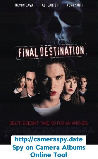 Final Destination (2000) a film by James Wong   MOVIES   Devon Sawa   Ali Larter   Kerr Smith   Kristen Cloke   Daniel Roebuck   cinema   Horror   Thriller