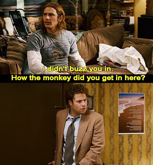 James Franco Ugly: 17 Best Images About Pineapple Express. On Pinterest