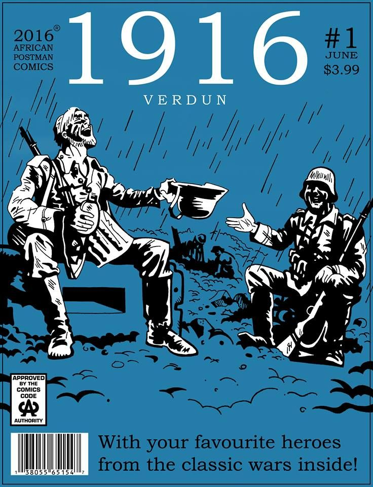 WWI Covers. 2016 Buenos Aires, Argentina.