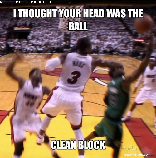 yupp, Celtics could've won G2 if that was actually called right..