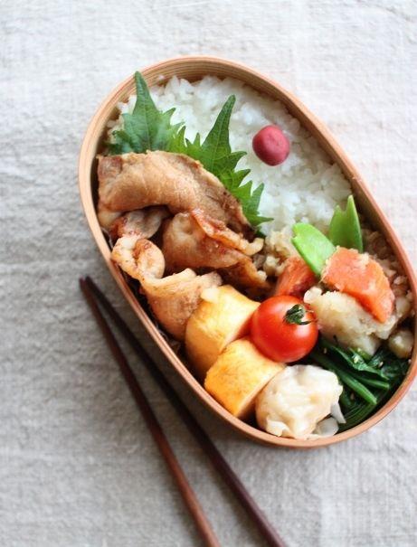 Japanese Bento お弁当