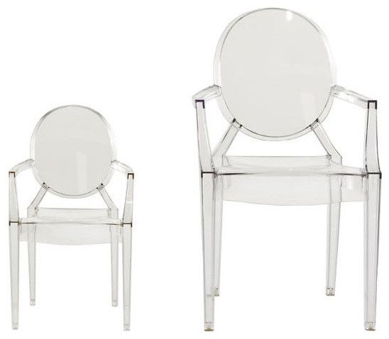 Kartell Lou Lou Ghost Chair   Modern   Kids Chairs   All Modern Baby