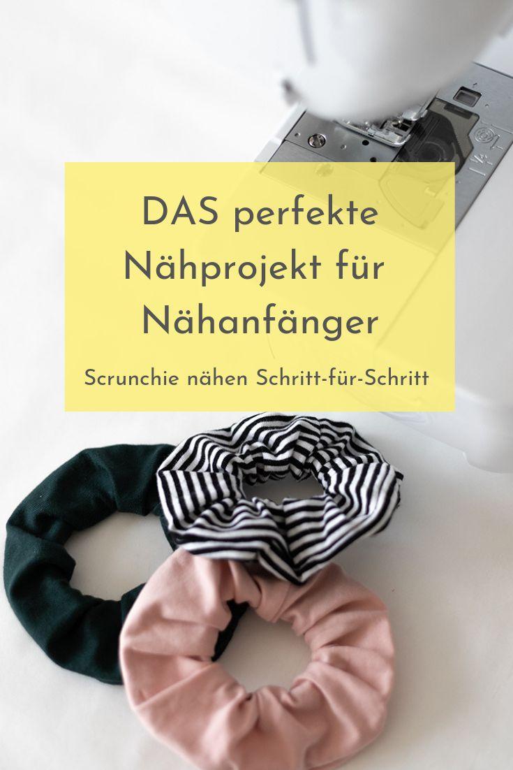 Perfektes Nähprojekt für Anfänger – Onlinenaehkurs.com – Nähen lernen, DIY Kleidung nähen