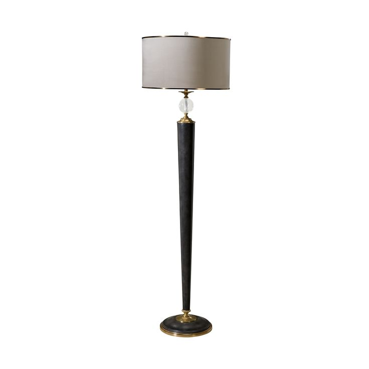 Theodore alexander greystoke floor lamp table lamp brooklynnew york accentuations brand