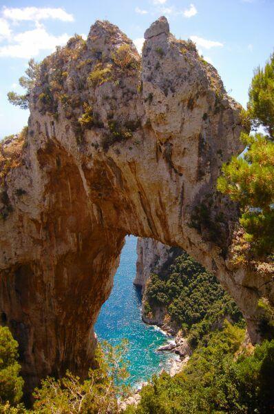 Capri, Italy Copyright: David Fernandez de