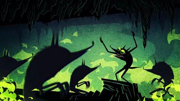 Bój się wilka złego