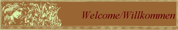 Welcome/Willkommen