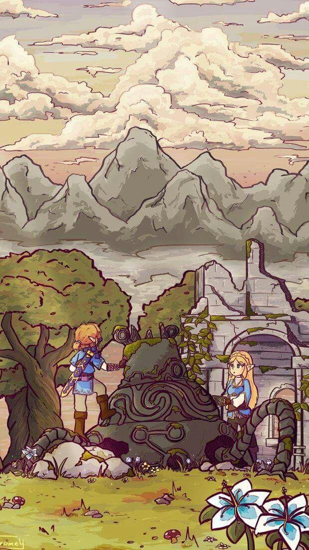Zelda Breath Of The Wild Legend Of Zelda Legend Of Zelda Legend