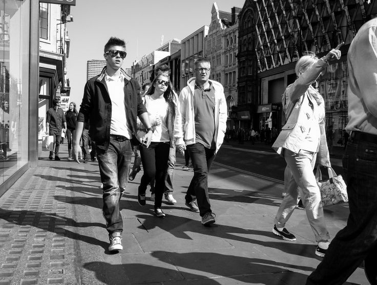 fashioned street