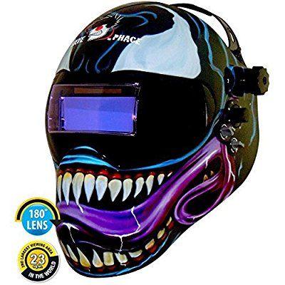 Save Phace 3012145 Marvel Comics Venom Gen Y Series Welding Helmet by Save Phace