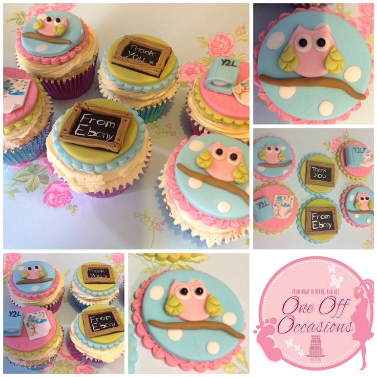 Thank You Cupcakes - For all your cake decorating supplies, please visit craftcompany.co.uk