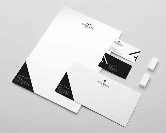 """aplustadilat"" Corporate Design"