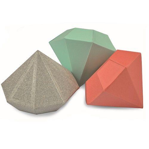 Cutting Edge Crafts, Craft Supplies, UK                          - **NEW** Sizzix Thinlits™ Plus Die - Diamond Box                                                                        **NEW** Sizzix Thinlits™ Plus Die - Diamond Box