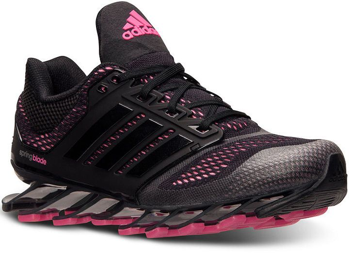 adidas Women\u0027s Springblade Drive Running Sneakers from Finish Line on  shopstyle.com