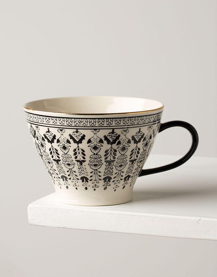 GARDEN PLAIN MUG mugg | Mugs/cups | muggar och skålar | Glas & Porslin | Inredning | Indiska.com