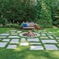 great camp fireGardens Land, Gardens Patios, Camps Fire, Fire Fire, Gardens Spaces, Chicago Illinois, Fire Pave, Fire Places, Fire Pit
