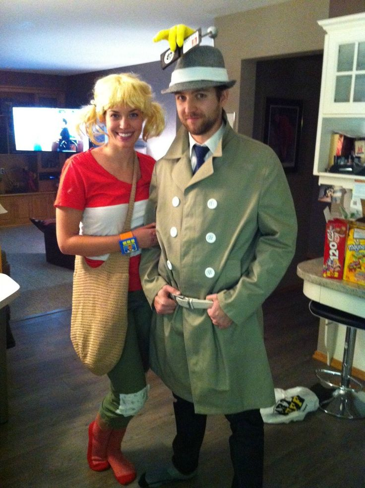OP and girlfriend pretend to be uncle/niece for Halloween.  /r/incest should like this costume idea.  haha, everyone liked pointing this ...