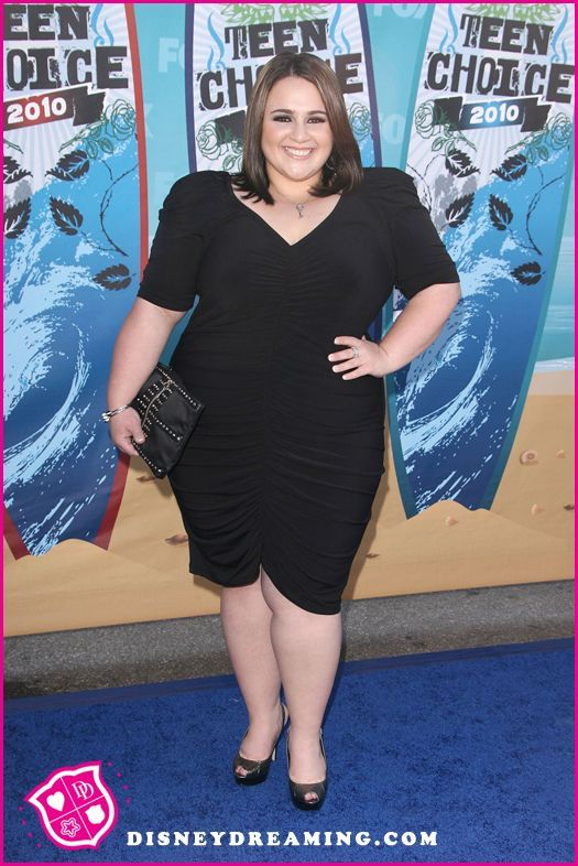 Nikki Blonsky | Nikki Blonsky Is Working At A High End Shoe Store In New York