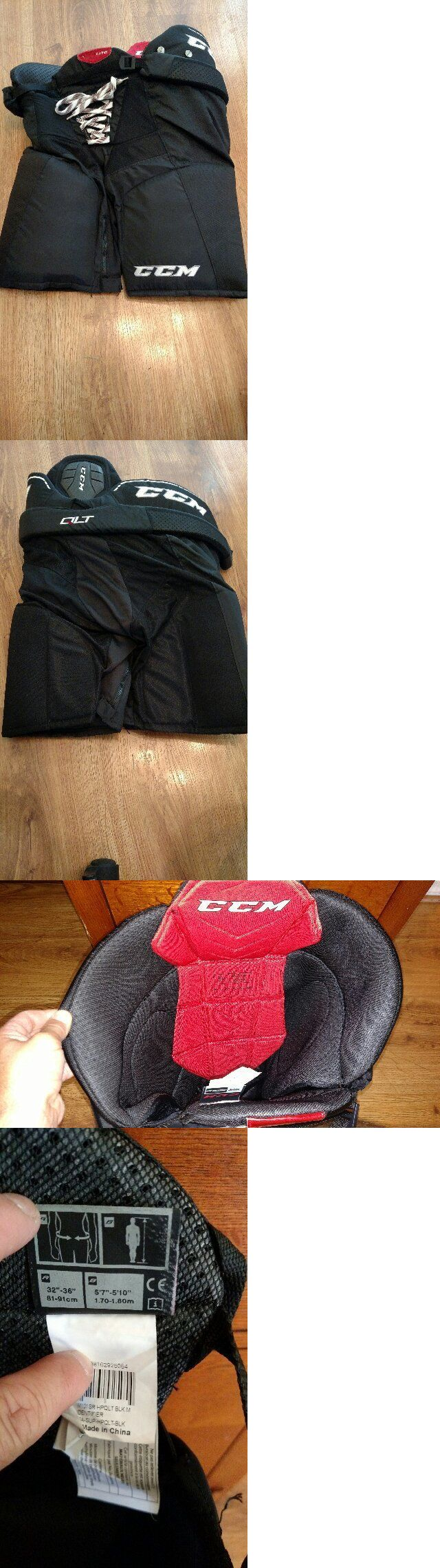 Other Hockey Protective Gear 79767: Hockey Pants - Sr - Ccm Hp Qlt - New Condition -> BUY IT NOW ONLY: $100 on eBay!