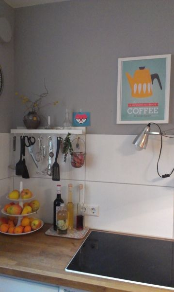 96 best Wohnideen Küche images on Pinterest Cooking food - ordnung in der küche