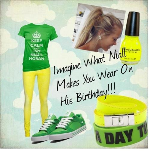 Nialls birthday lol