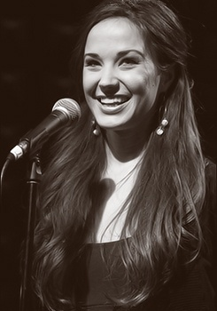 Sierra Boggess -- CAN I HAVE HER HAIR PL0X