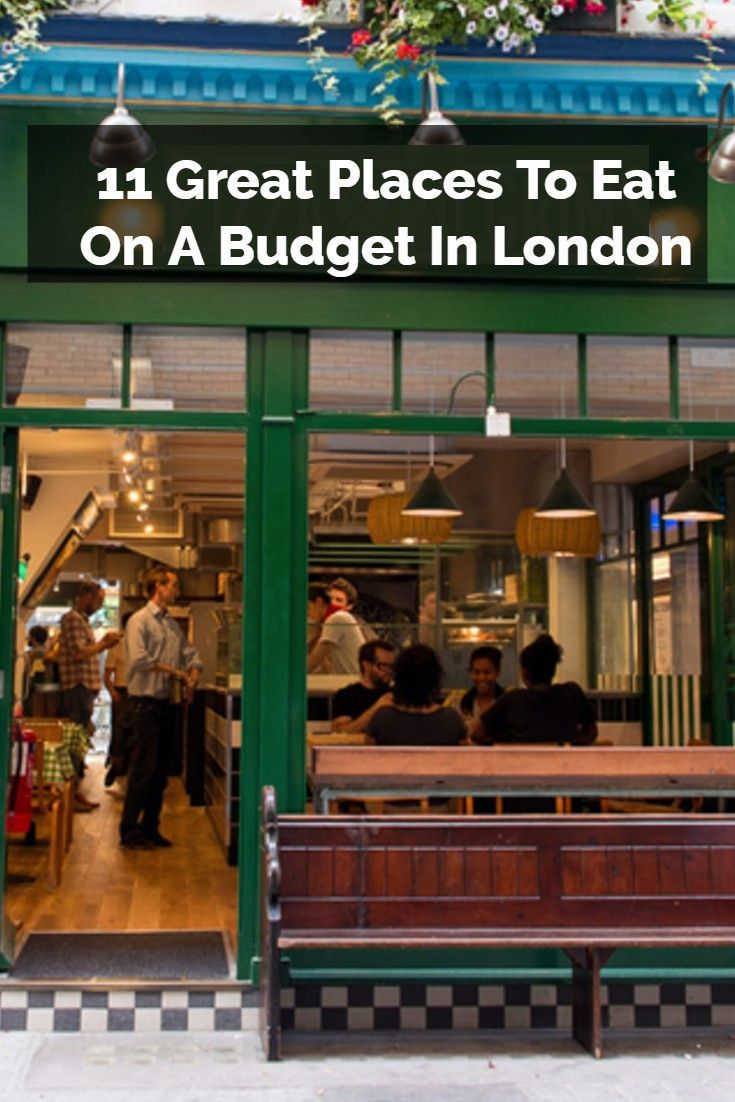 London can be expensive - especially to eat. Here's 11 places, however, that offer great food at an affordable price.  Europe Travel Tips