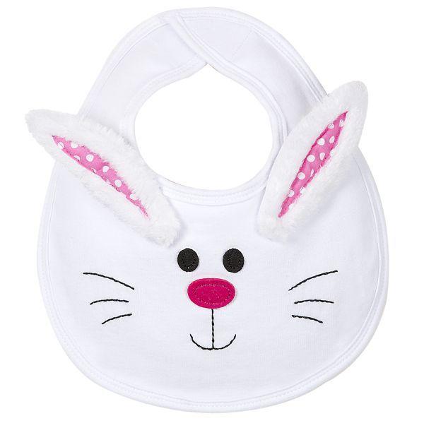 Easter Bunny Bibb