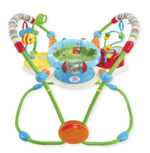 Bright Starts Giggle Bugs Activity Jumper available online at http://www.babycity.co.uk/