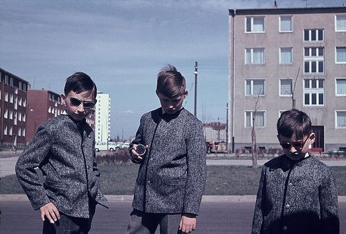 Boys of East Berlin, 1966.