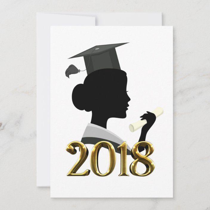 Graduation Announcement Zazzle Com Graduation Poster Graduation Announcements Graduation Canvas
