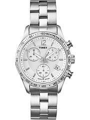 Часы TIMEX  Корпус 36 мм браслет из нержавеющей стали хронограф индес даты водозащита 5 АТМ подсветка INDIGLO.. Часы TIMEX промокоды купоны акции.